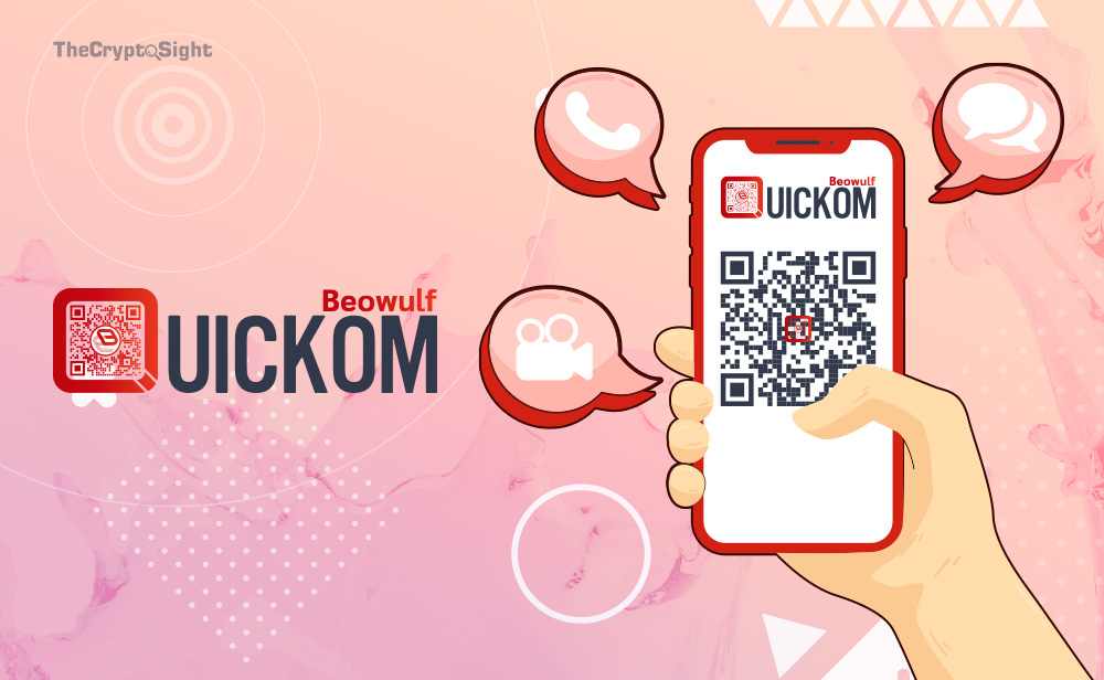 beowulf-blockchain-to-launch-quickom-app-to-transform-communication-services-using-qr-code