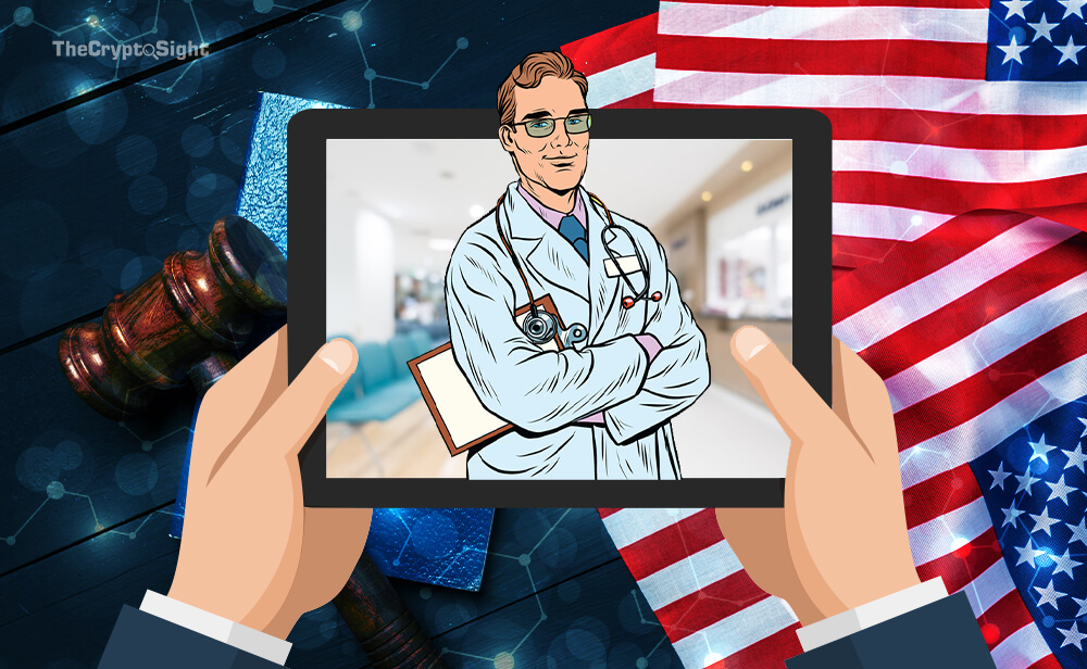 The New U.S. Health Law paves way for Blockchain-based Telemedicine