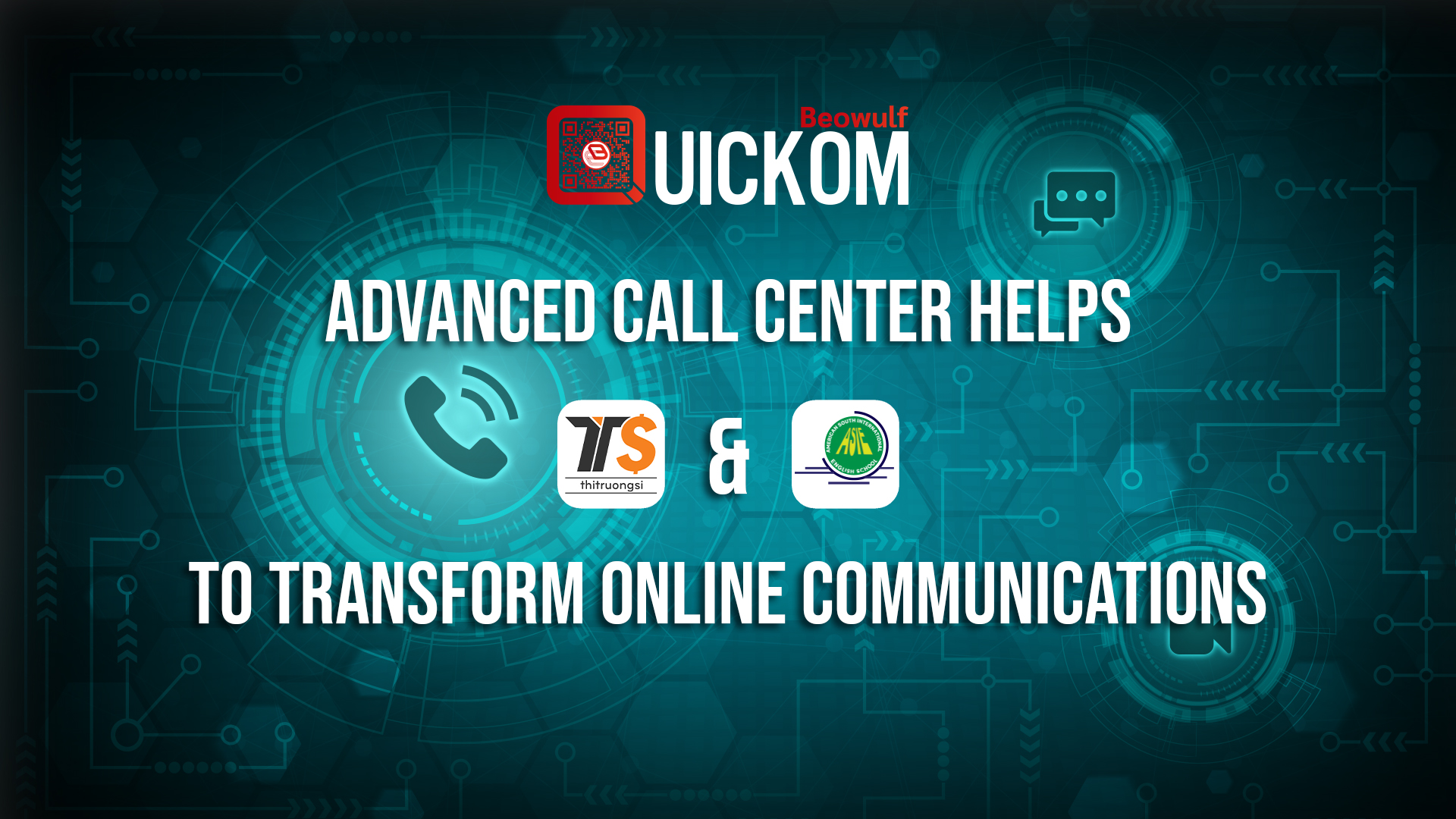 QUICKOM Call Center Transforms Online Communications with A Human Touch