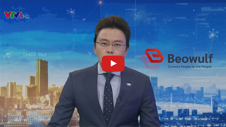 Beowulf Blockchain for Telemedicine featured on Vietnam National Television – VTV1