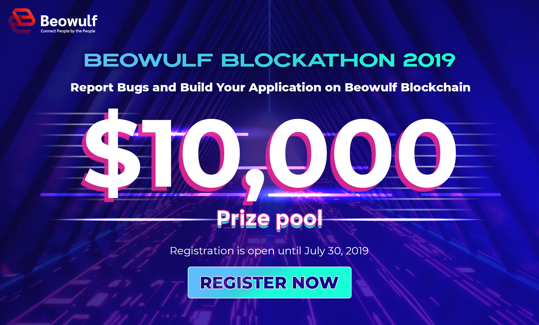 Hackathon Offers Developers $10,000 to Report Bugs on Beowulf Blockchain