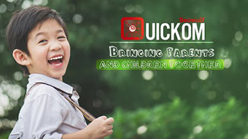 QUICKOM - Accompany your kid on the journey of life