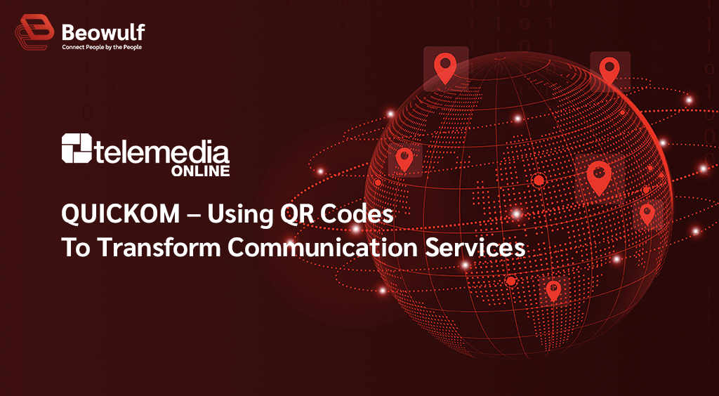 QUICKOM – Using QR Codes To Transform Communication Services
