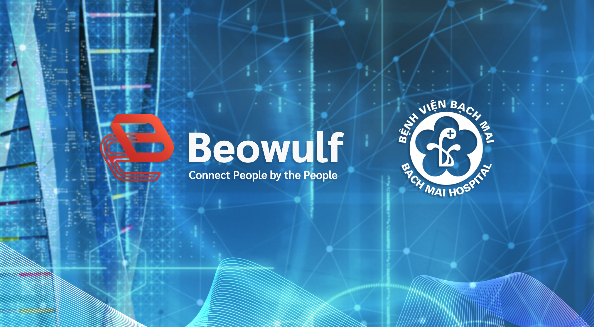 Beowulf Blockchain provides Vietnam's Largest State-Owned Hospital a Comprehensive Telemedicine System