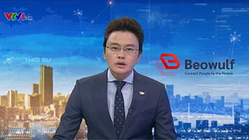 Beowulf Blockchain for Telemedicine featured on Vietnam National Television - VTV1