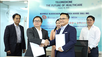 Our partnership with MD24 House Call is featured on Vietnam National TV