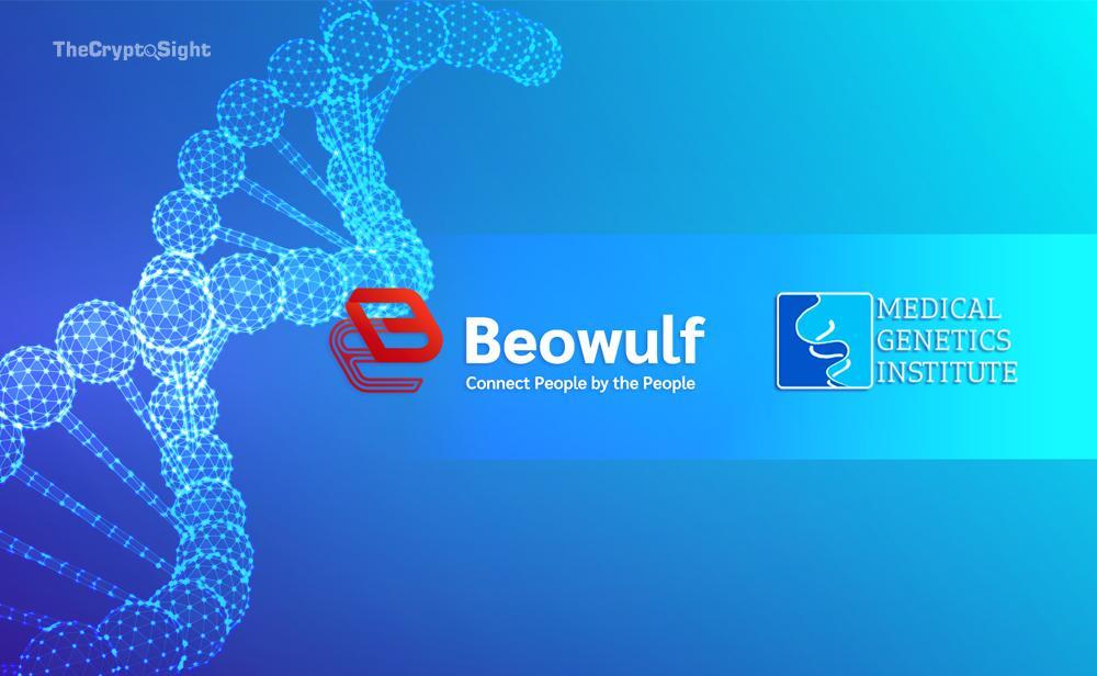 Beowulf Blockchain Partners with Vietnam Medical Genetics Institute to Power Vietnam's First Blockchain-based Human Genomic Data Platform