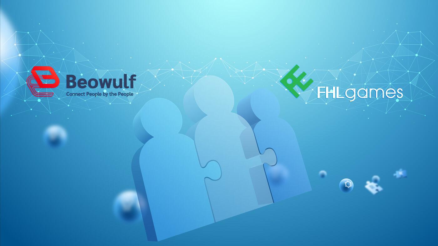 FHL게임즈, 베오울프 그룹과 중남미 지역 분산형 클라우드 네트워크 기술 기반 사업체결