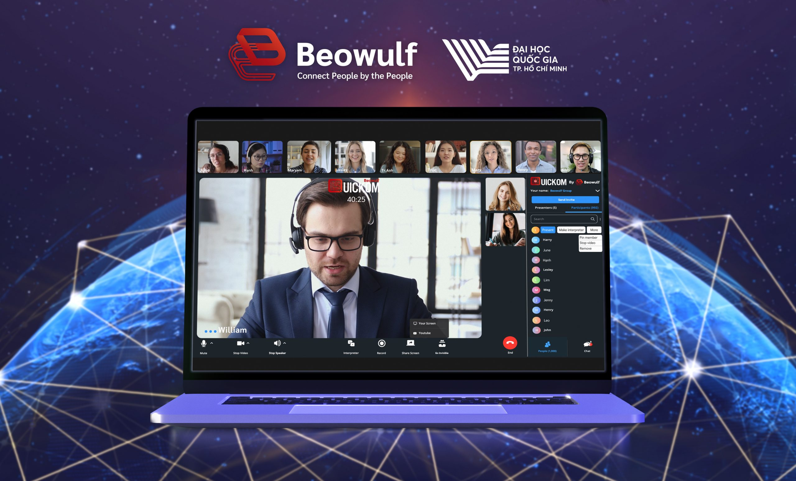 Beowulf Redefines Academic Excellence for Vietnam's Leading Universities Beowulf Blockchain