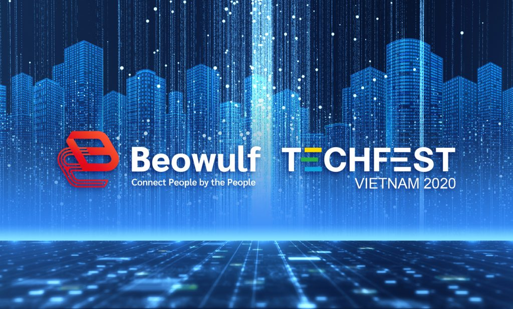 Beowulf is the Premier Technology Partner of Vietnam's Biggest National Event for the Business and Startup Community Beowulf Blockchain