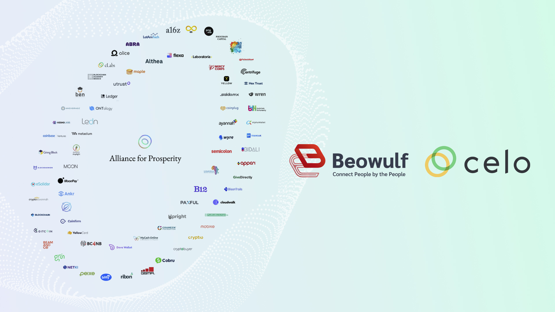 Beowulf Blockchain Joins Alliance for Prosperity to Advance DeFi Adoption Beowulf Blockchain