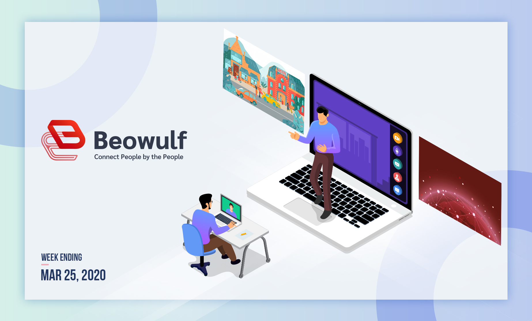 Beowulf continues to foster knowledge exchange for the academic communities via QUICKOM technology Beowulf Blockchain