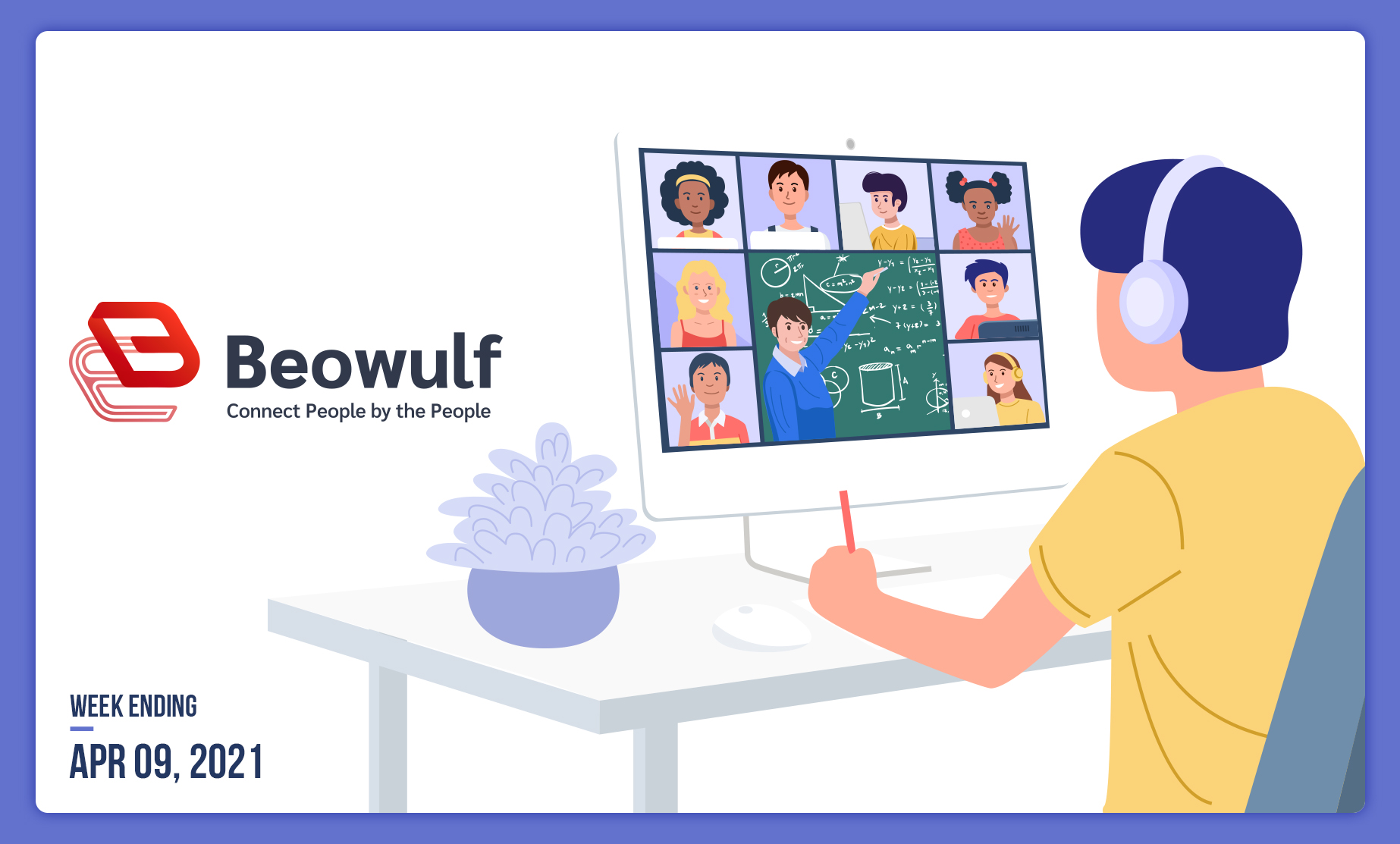 QUICKOM extends high-definition video collaboration for the academic communities around the world Beowulf Blockchain